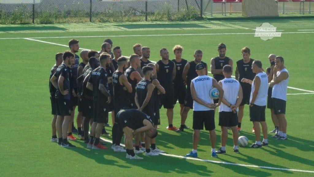 Calciomercato Ternana, a rischio la trattativa per Salvatore Caturano