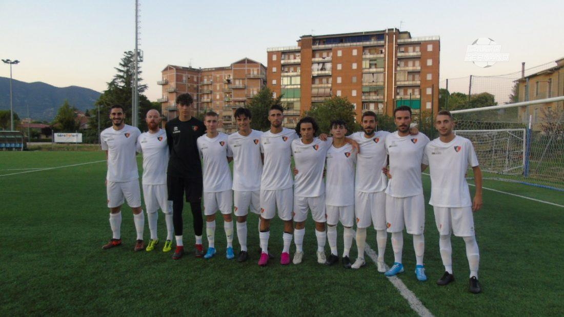 Promozione girone B, colpaccio last minute del Campitello