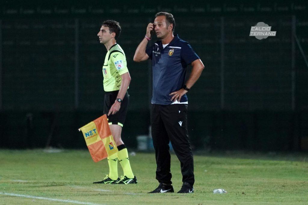 Bisceglie-Ternana, scelte obbligate per Fabio Gallo