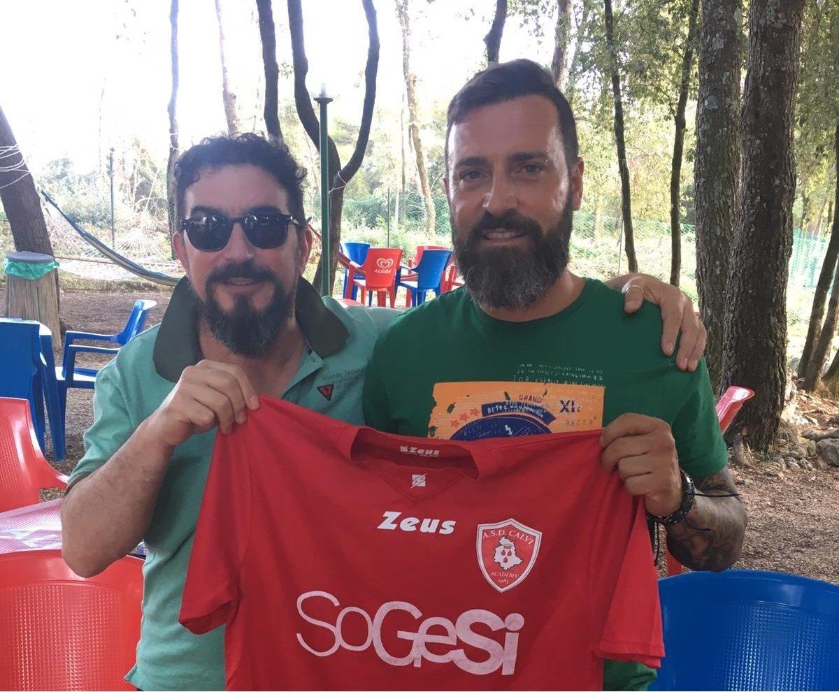 Marco Rossi e Francesco Stanziani