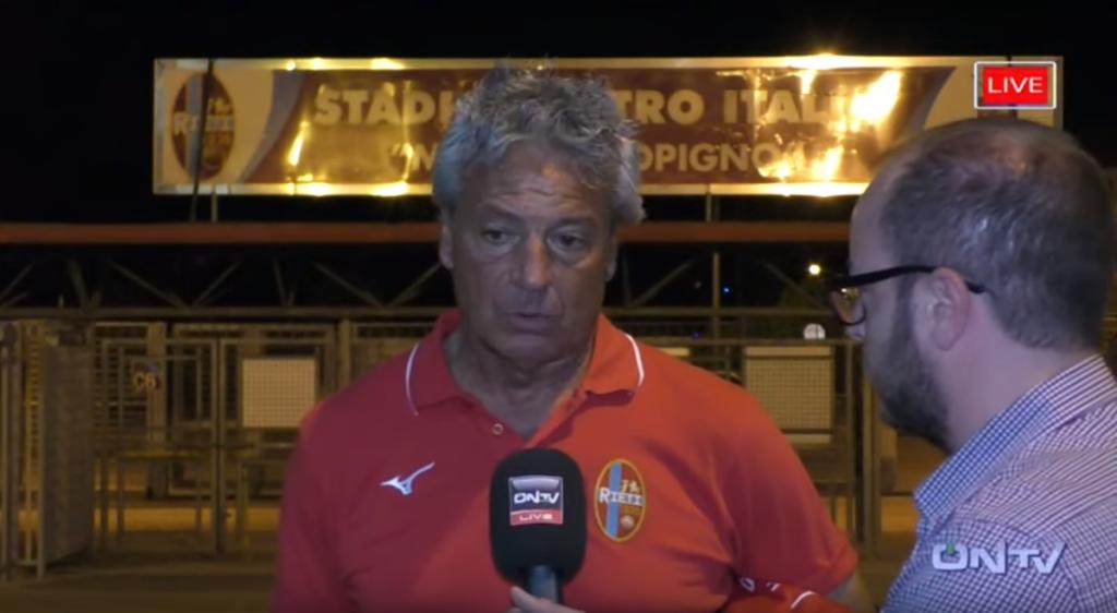 Lega Pro girone C, tre allenatori a rischio esonero