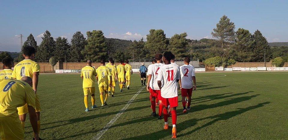Orvietana, i biancorossi superano 5-3 l'Aurora Pitigliano