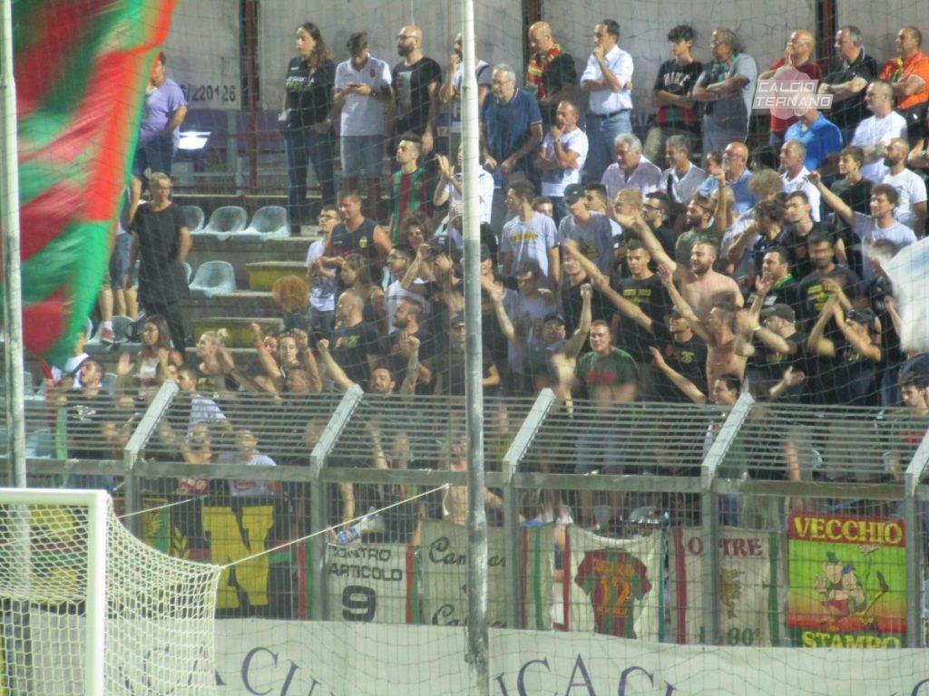 Ternana, le squadre qualificate ed il regolamento della fase successiva di Coppa Italia