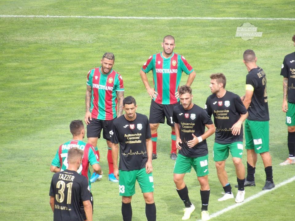 Ternana, l'ex rossoverde Emanuele Calaiò lascia il calcio giocato