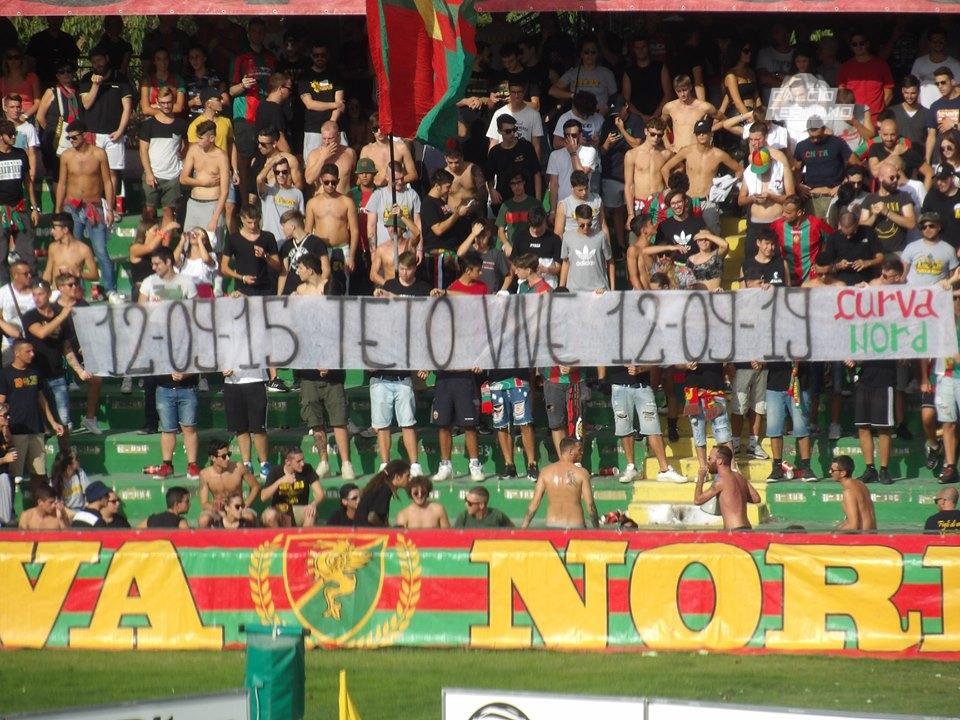 Sicula Leonzio-Ternana, il dato parziale dei biglietti venduti ai tifosi rossoverdi