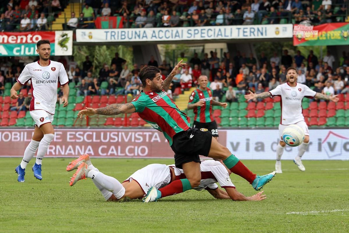 Reggina-Ternana, il big match del Granillo in diretta televisiva