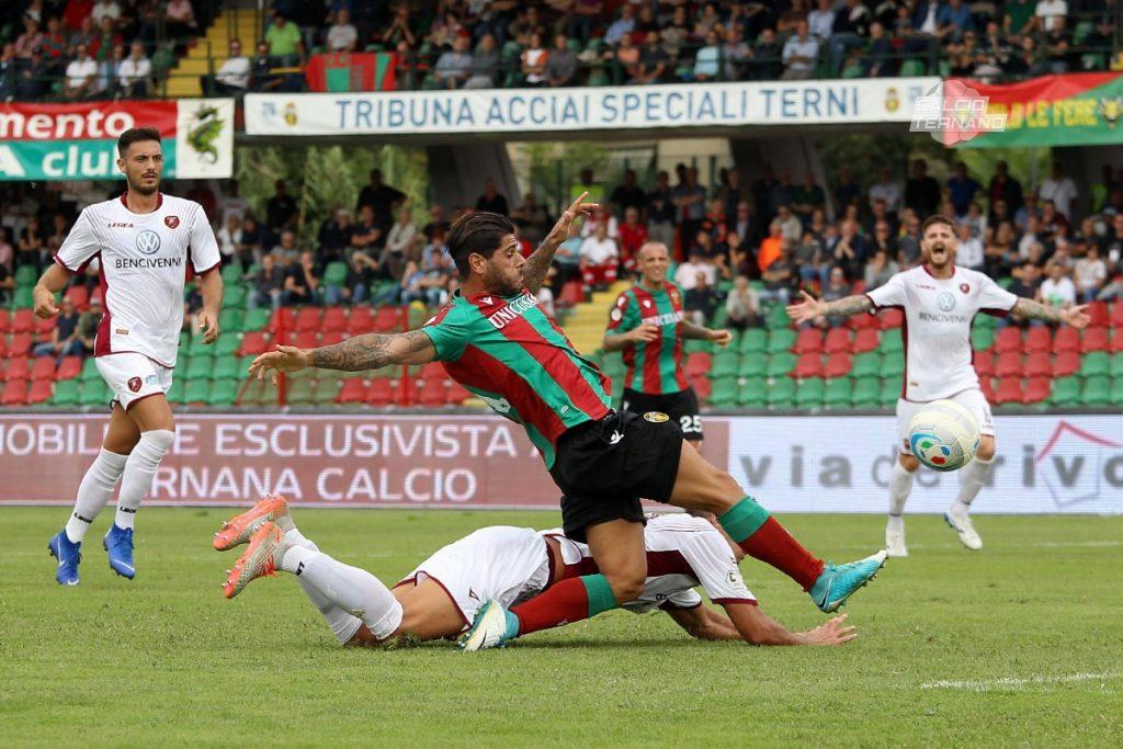 Virtus Francavilla-Ternana, designazione arbitrale per il match