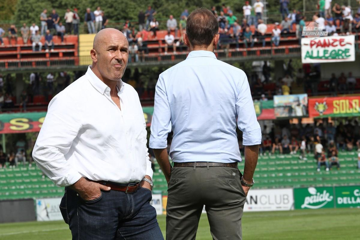 Stefano Bandecchi presidente della Ternana