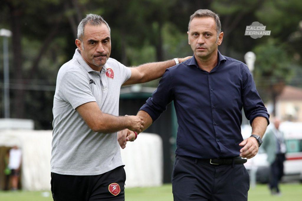Fabio Gallo e Domenico Toscano
