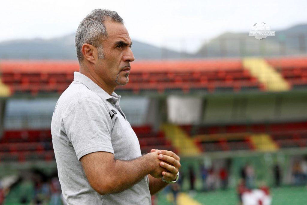 Domenico Toscano tecnico della Reggina