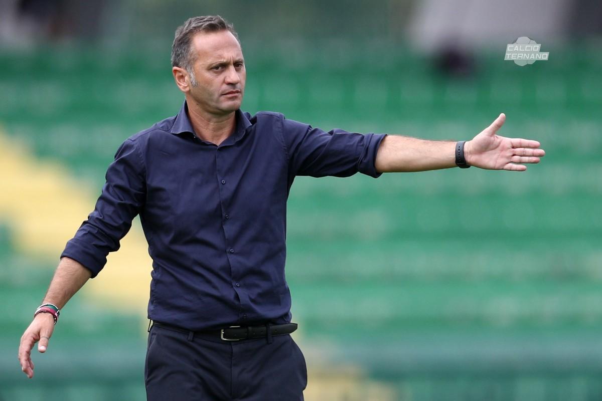 Ternana-Catania, i convocati di Fabio Gallo: due assenze per i rossoverdi