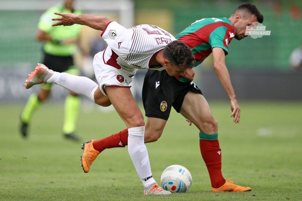 Bisceglie-Ternana, torna il match a distanza di trent'anni