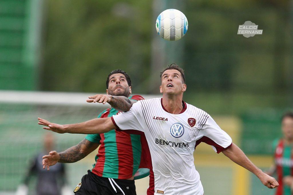 Lega Pro girone C ufficiale, esonerato Angelo Andreoni a Rende