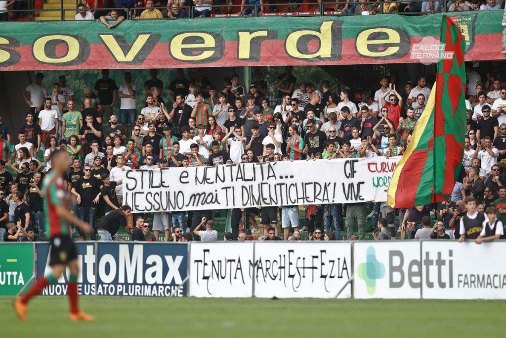 Virtus Francavilla-Ternana, inizia la prevendita per i tifosi rossoverdi