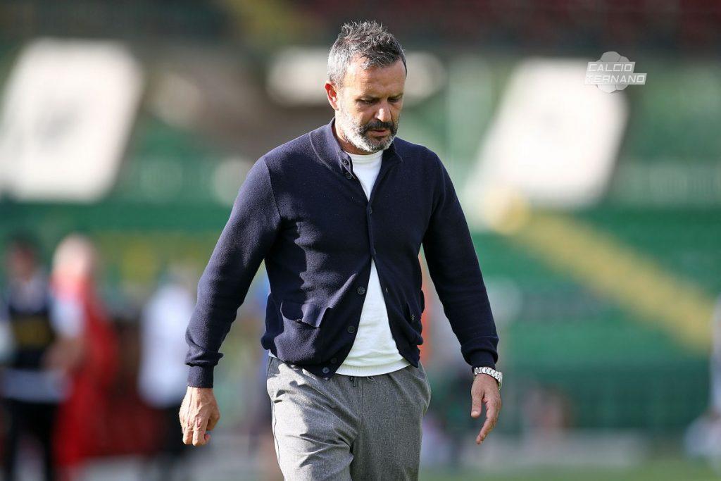 """Ternana-Catania, Luca Leone: """"Domenica un test importante"""""""