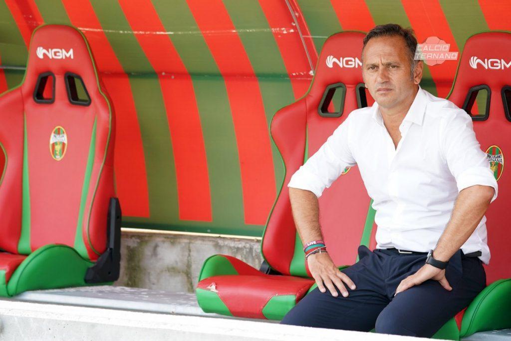 Ternana-Monopoli, le soluzioni offensive per Fabio Gallo
