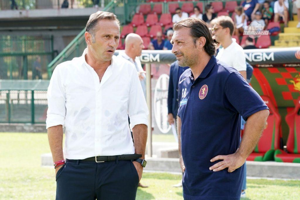 Mister Gallo e Raffaele