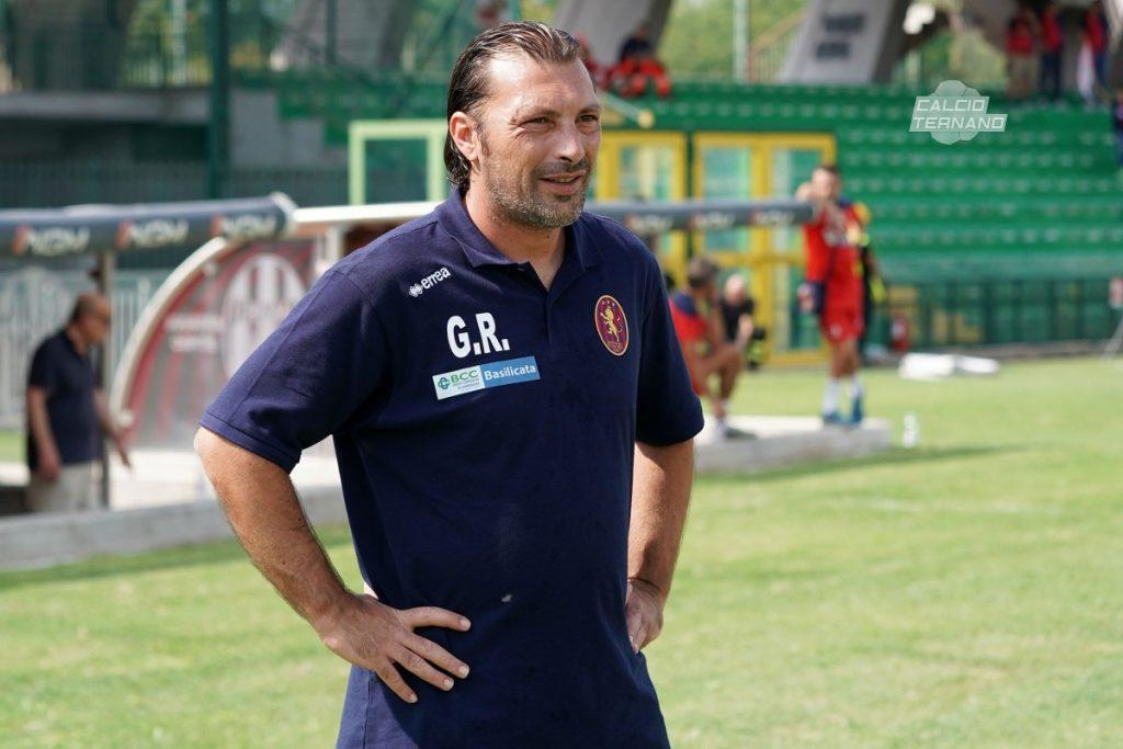 """Potenza-Ternana, Giuseppe Raffaele: """"I rossoverdi hanno fatto una grande partita"""""""