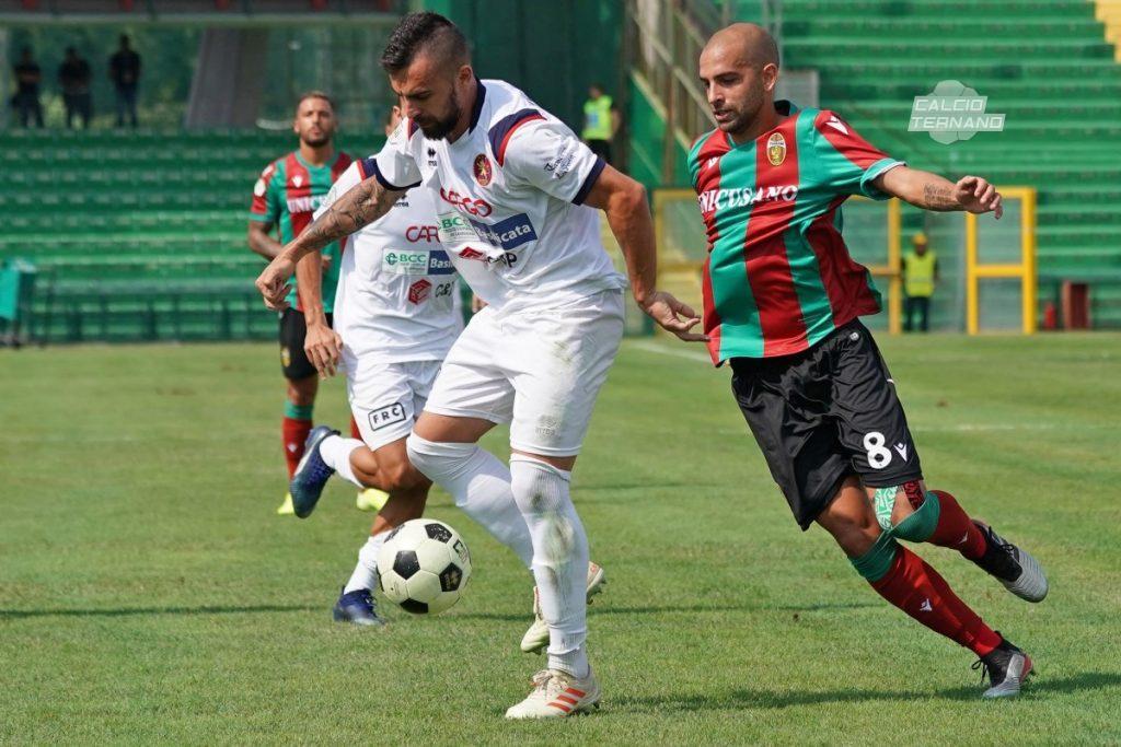 Lega Pro girone C, colpaccio della Viterbese al San Nicola