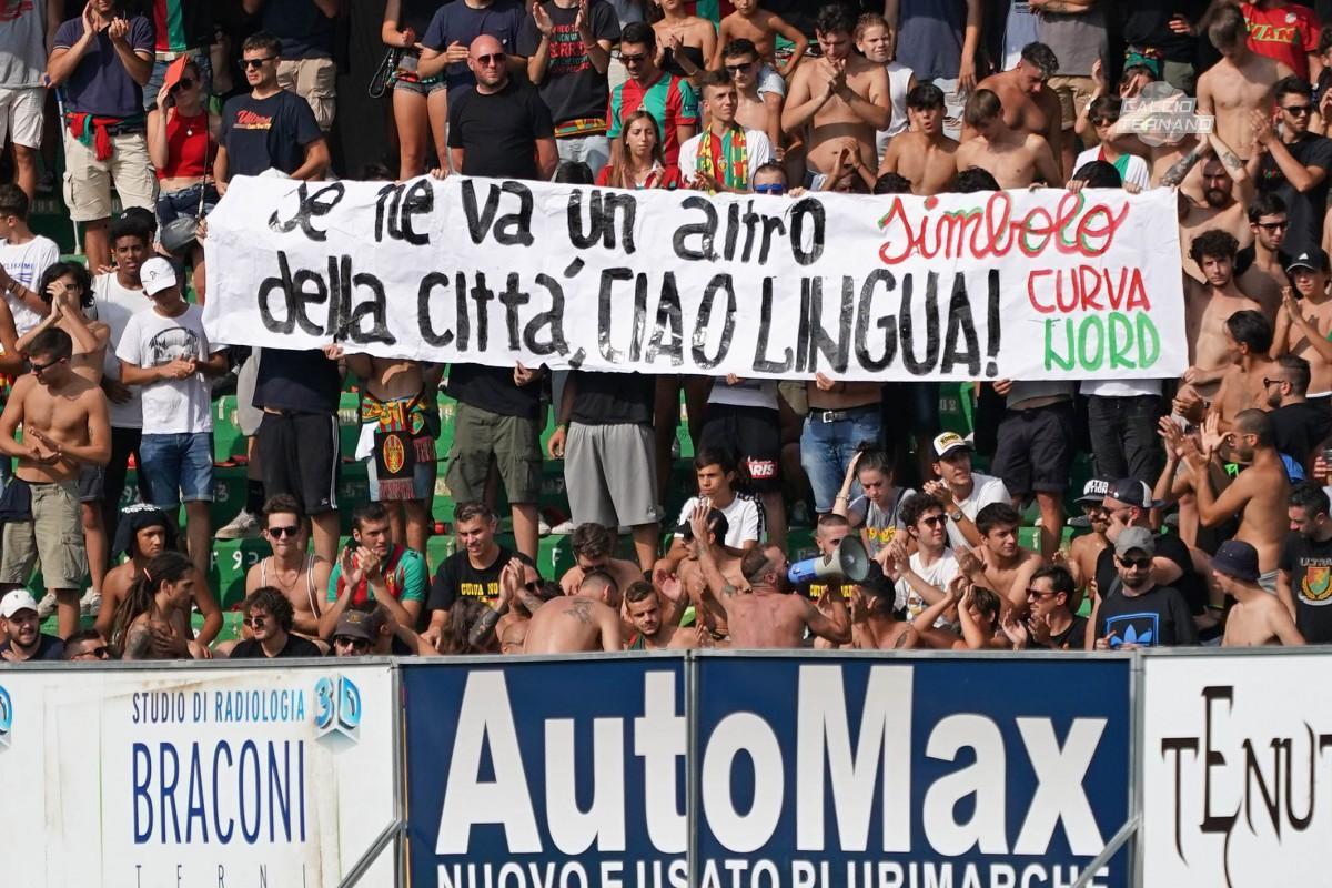 Potenza-Ternana, indetta giornata rossoblù: le info per i tifosi rossoverdi