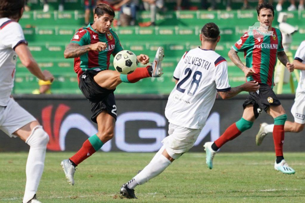 Lega Pro girone C, il Potenza è l'anti-Ternana