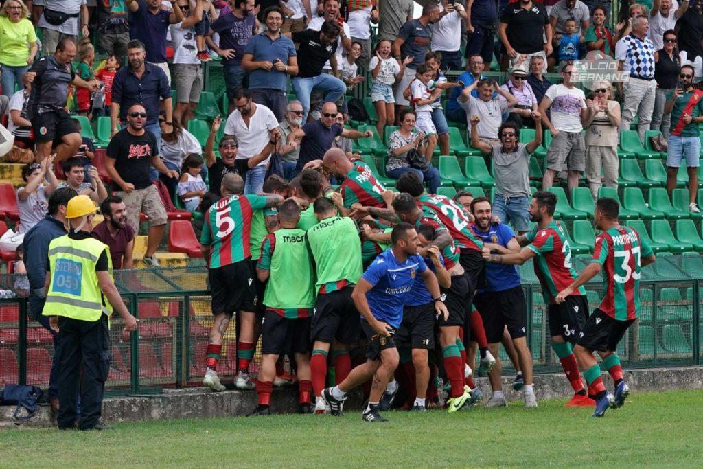 Ternana-Monopoli, parte la prevendita per assistere al match
