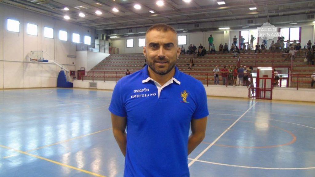 Mister Pellegrini futsal Ternana