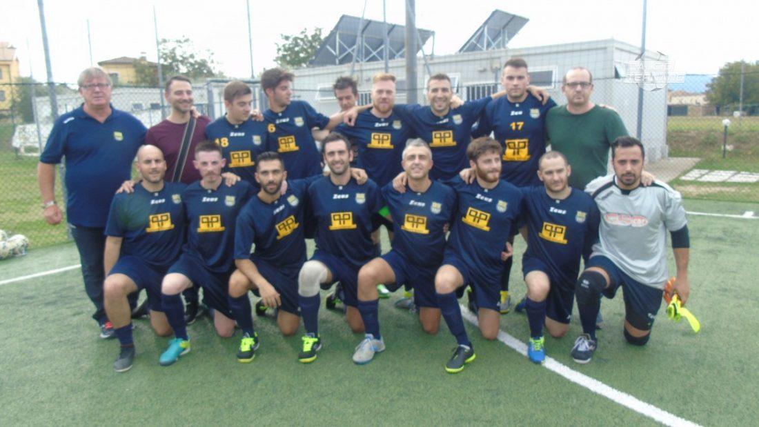 La squadra del Ponte San Lorenzo