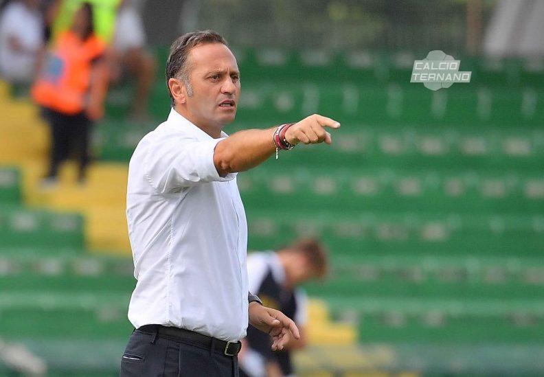 Cavese-Ternana, segui la diretta della conferenza stampa di Fabio Gallo