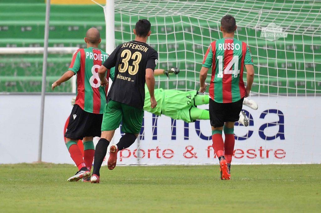 Lega Pro girone C, Rende-Teramo apre la quinta di andata