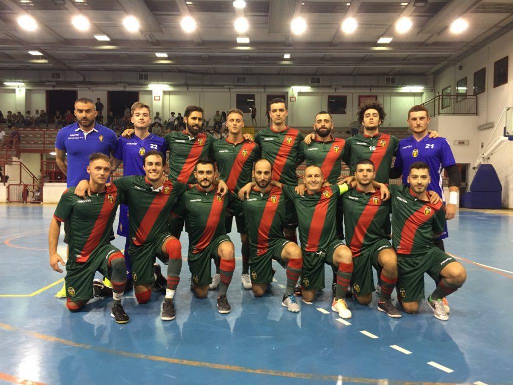 La squadre della Futsal Ternana