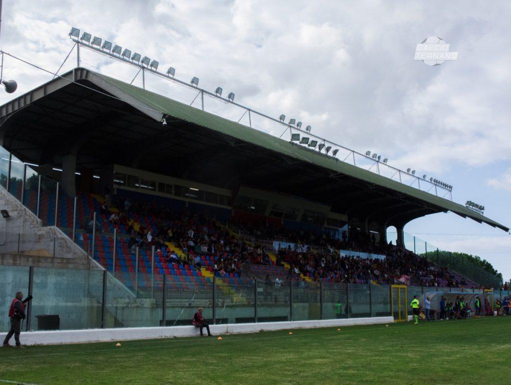 Rende-Ternana, i dettagli dello stadio dove giocheranno i rossoverdi