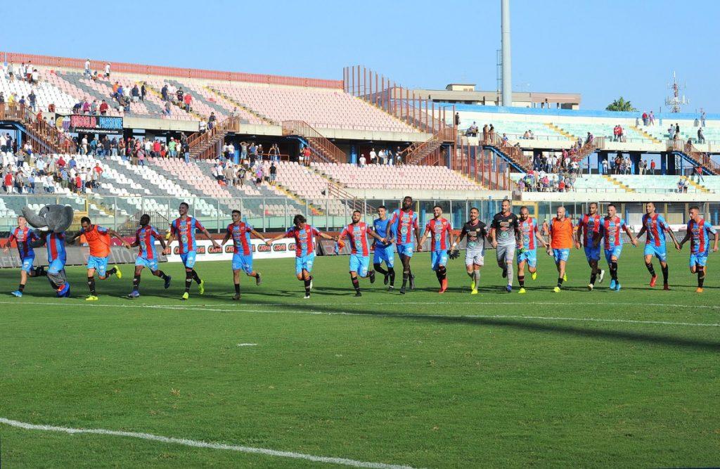 Ternana-Catania, i tifosi ospiti tornano in trasferta
