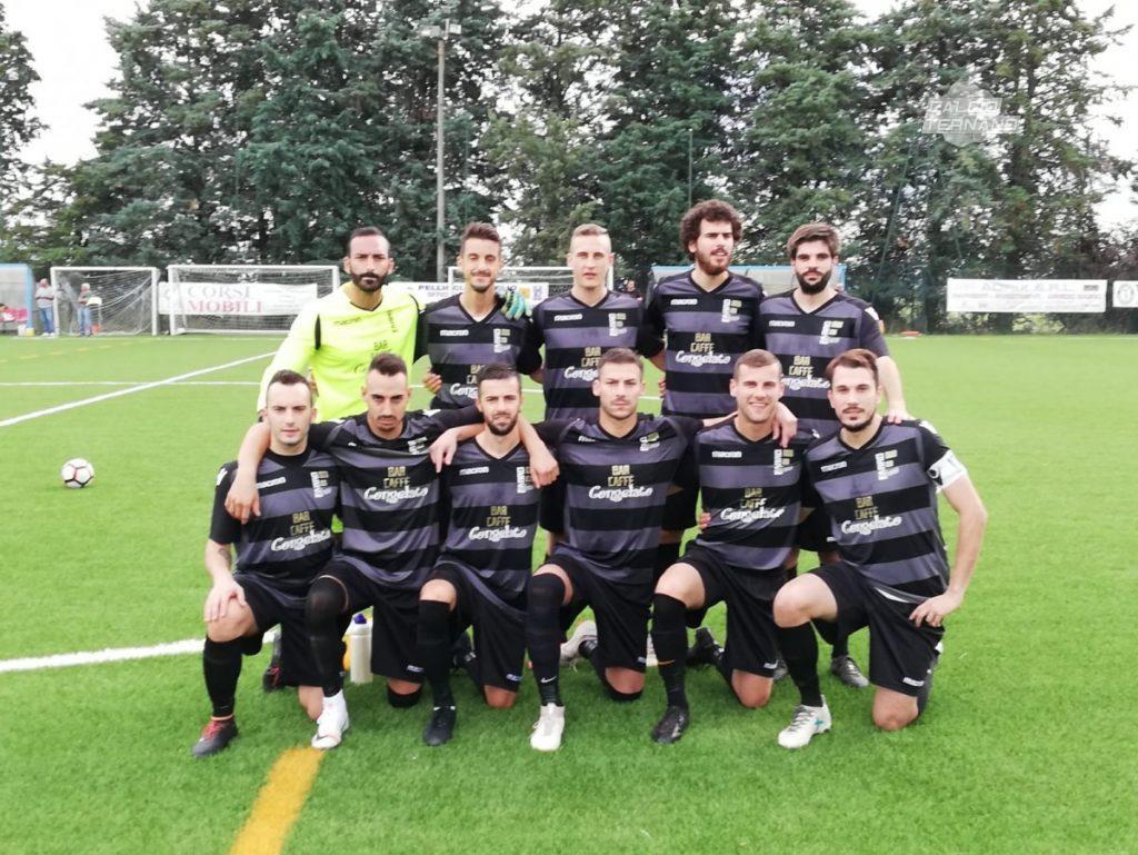 una foto di squadra del Fabro