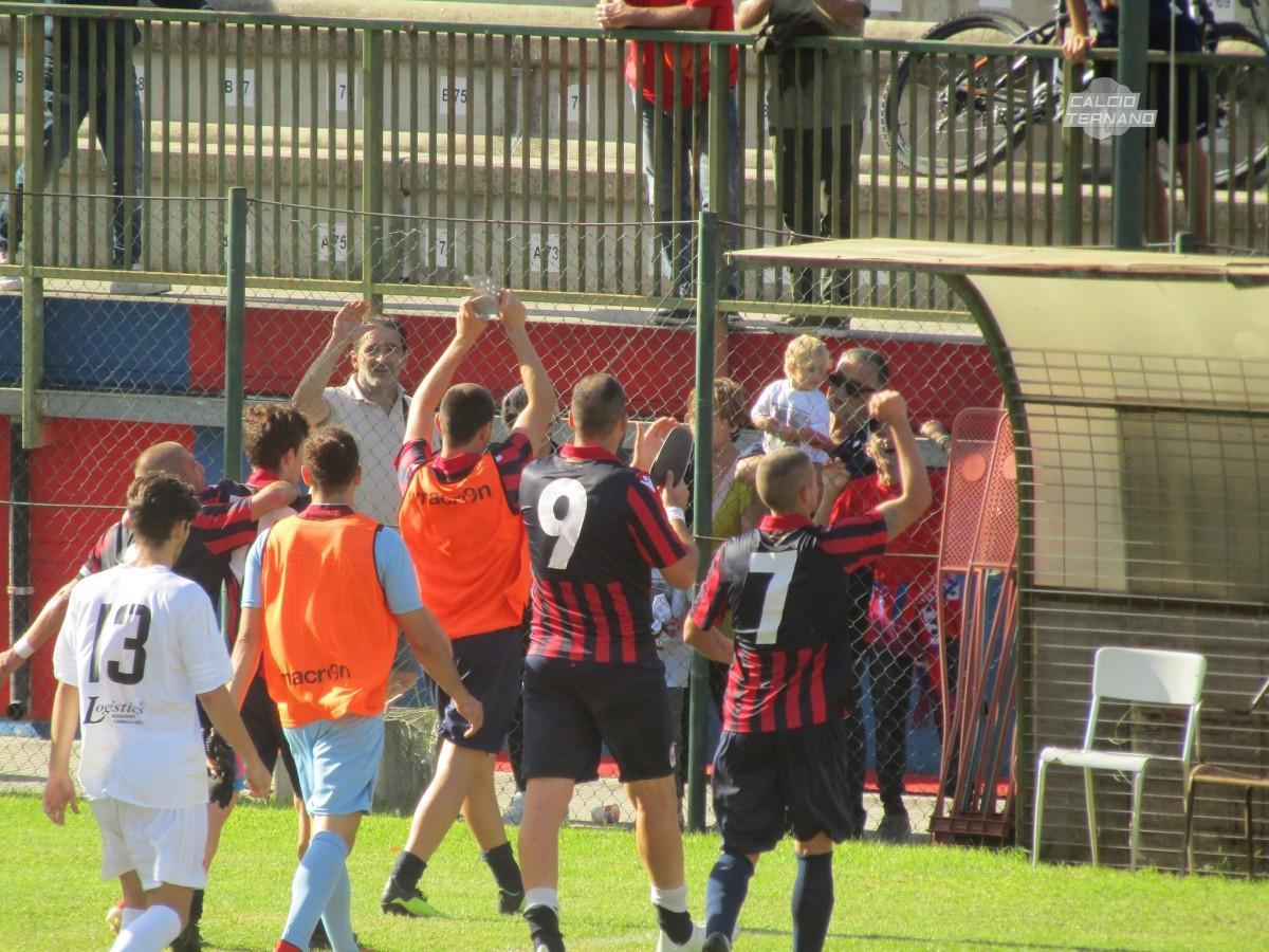 Gualdo Casacastalda-Narnese 0-1, Silveri regala tre punti preziosi ai rossoblù