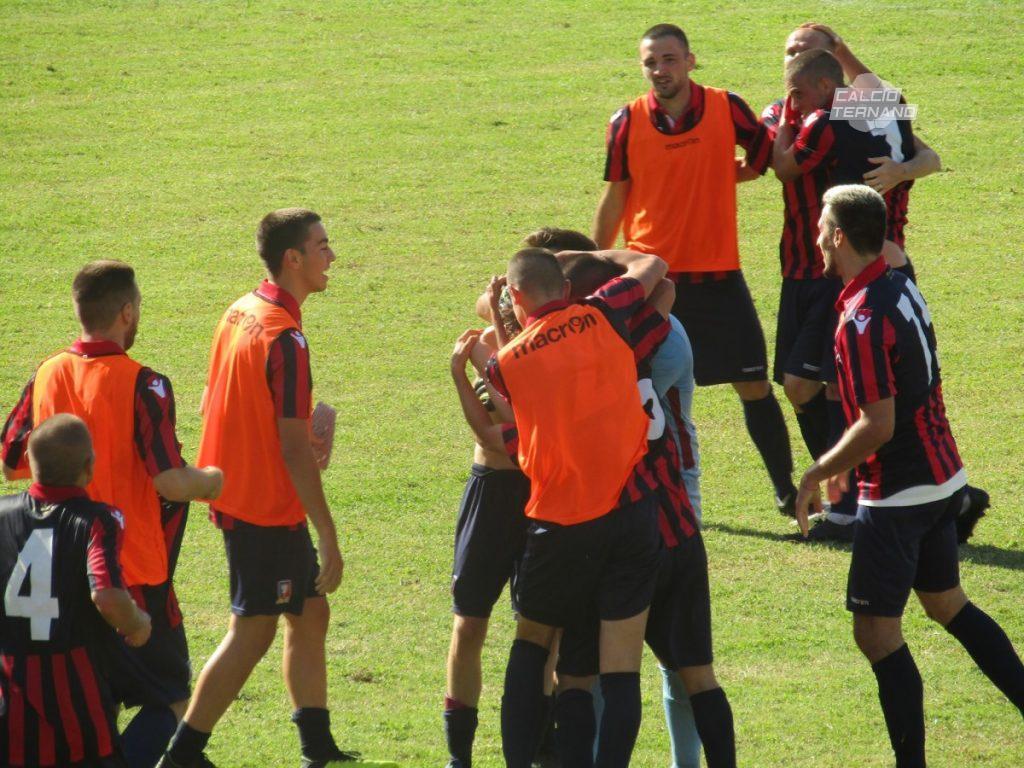 Calcio ternano, un week end da consegnare alla 'storia'