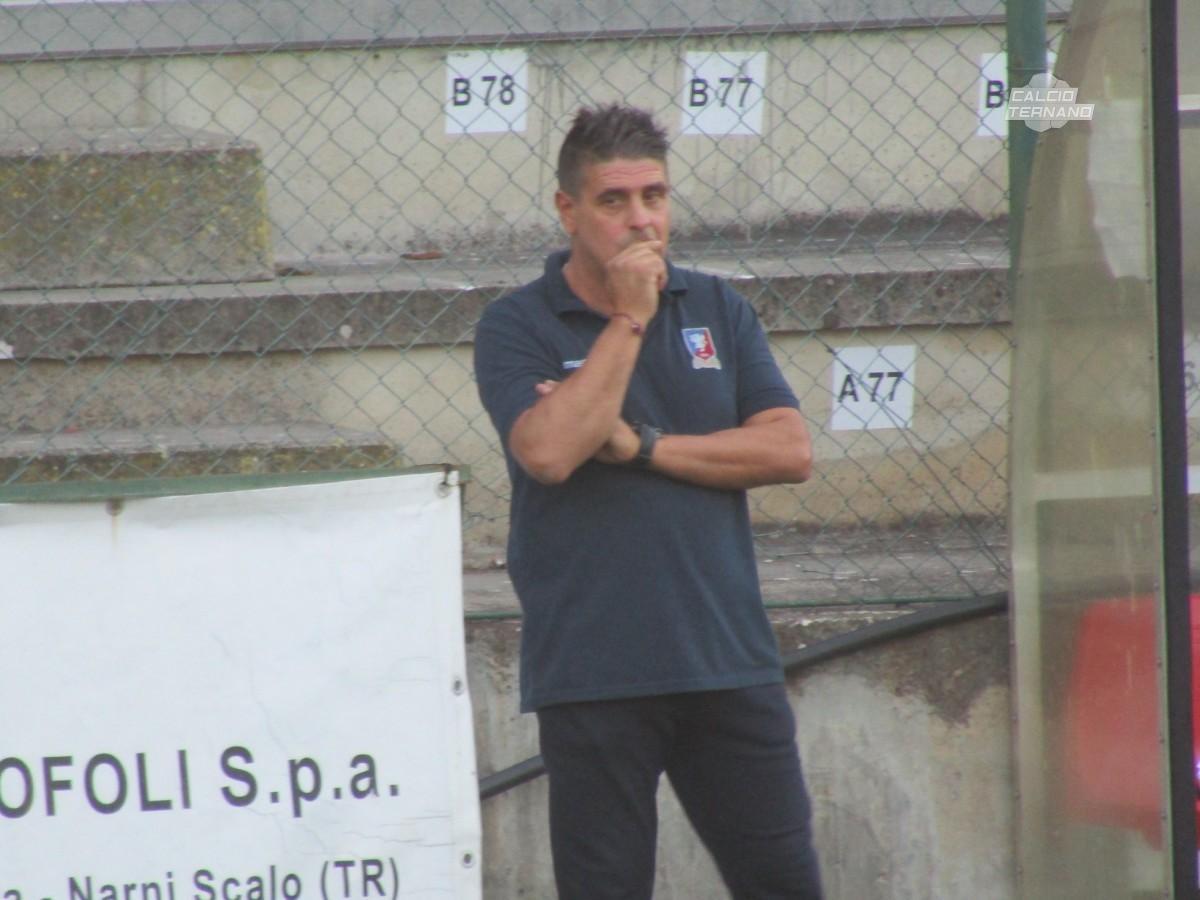 """Narnese, Marco Sabatini: """"La vetta non ci sorprende"""""""