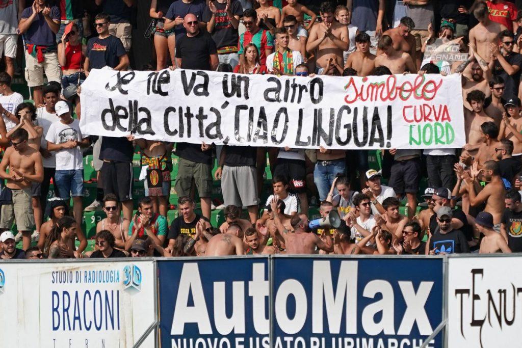 Ternana-Monopoli, comunicazione per i tifosi rossoverdi