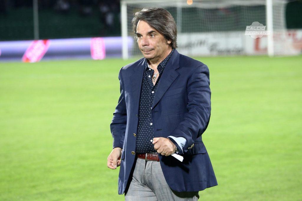 """Avellino-Ternana, Ezio Capuano: """"La terna da fermare per due anni"""""""