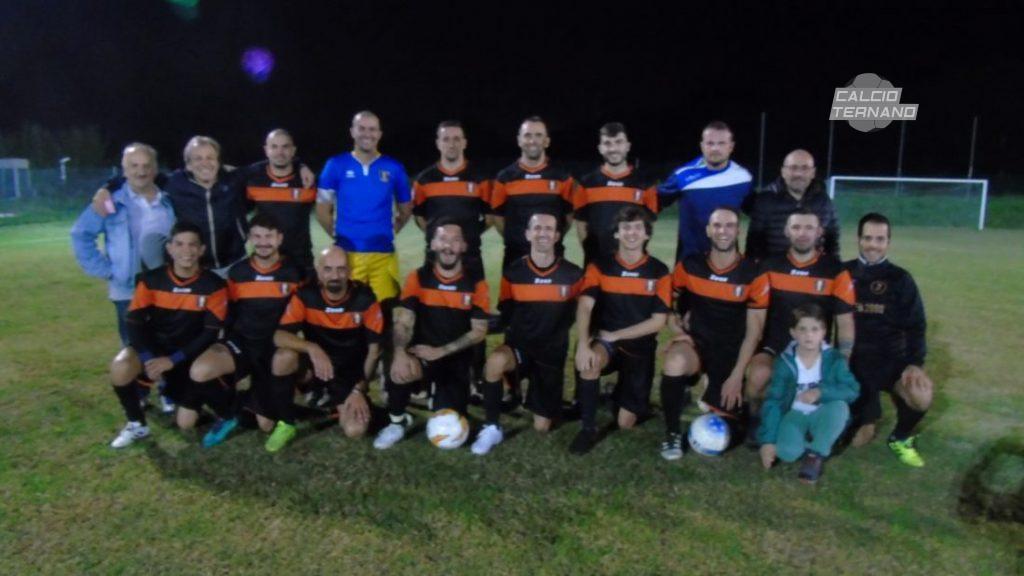Una formazione della Soccer 2008