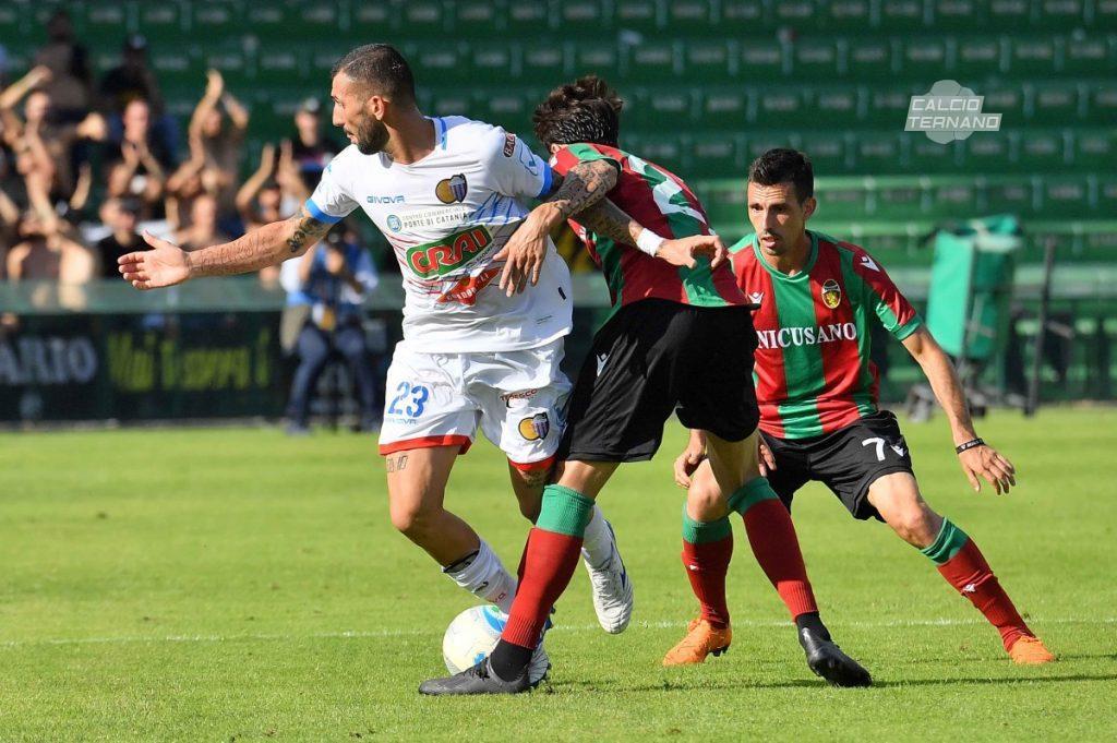 Calciomercato Lega Pro girone C, due acquisti per il Catania