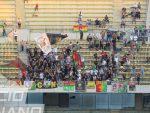 I tifosi della Ternana in trasferta a Bari