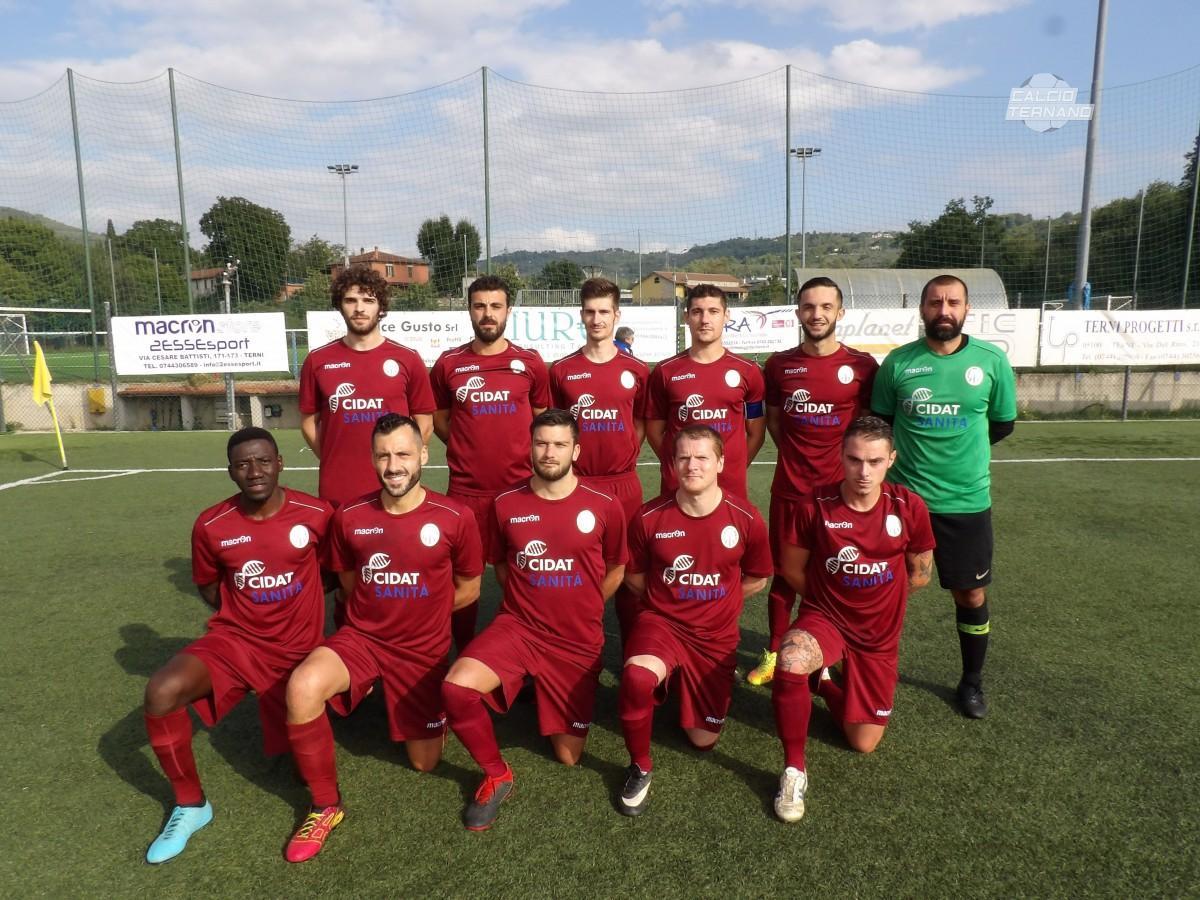 Sporting Terni ufficiale, due attaccanti per i biancoverdiamaranto