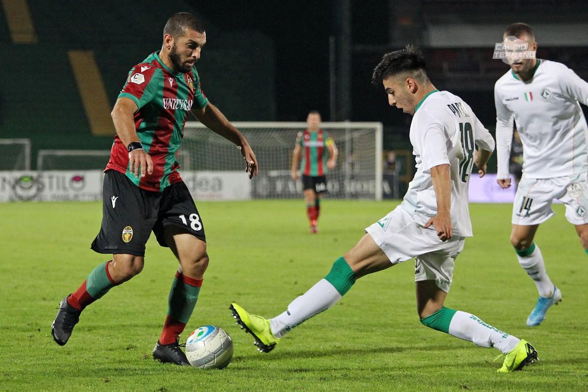 Avellino-Ternana, designazione arbitrale per la Coppa Italia