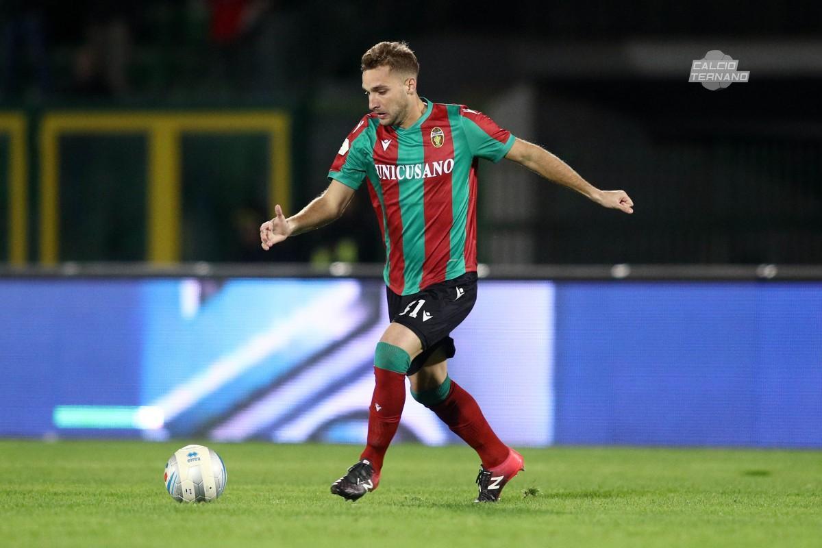 Filippo Damian in azione