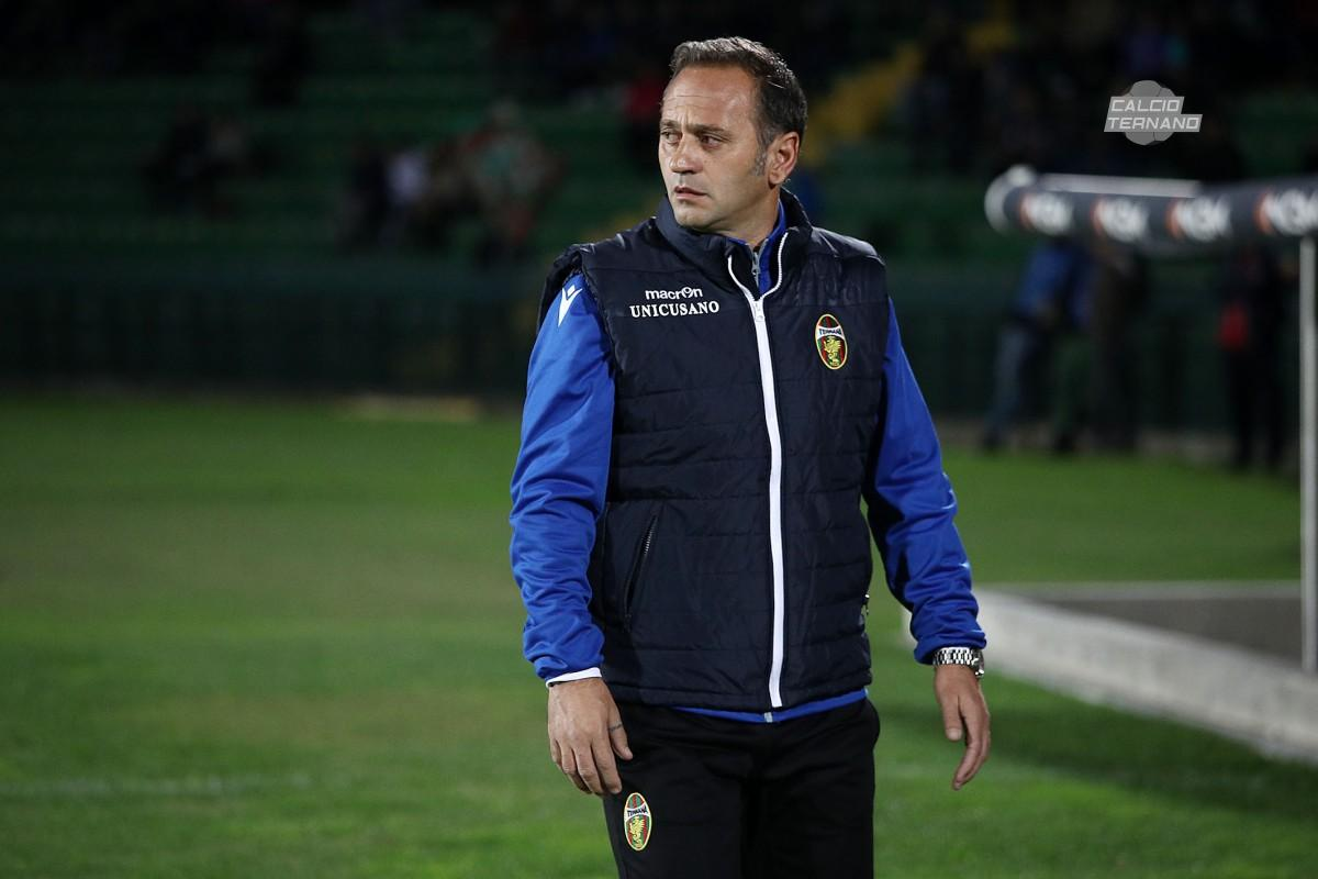 Ternana-Casertana, segui il post partita del match