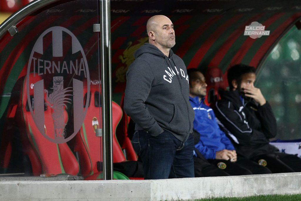 """Ternana, Stefano Bandecchi: """"Gallo non è in bilico, ora fuori gli attributi"""""""