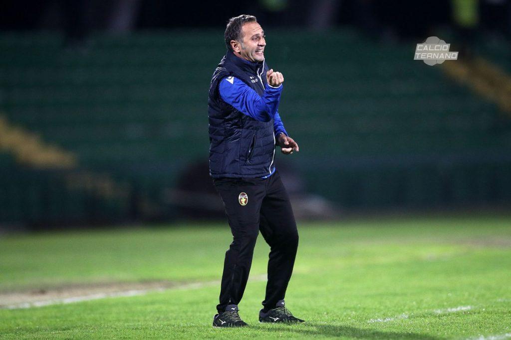 Ternana, Fabio Gallo assente alla ripresa: il motivo