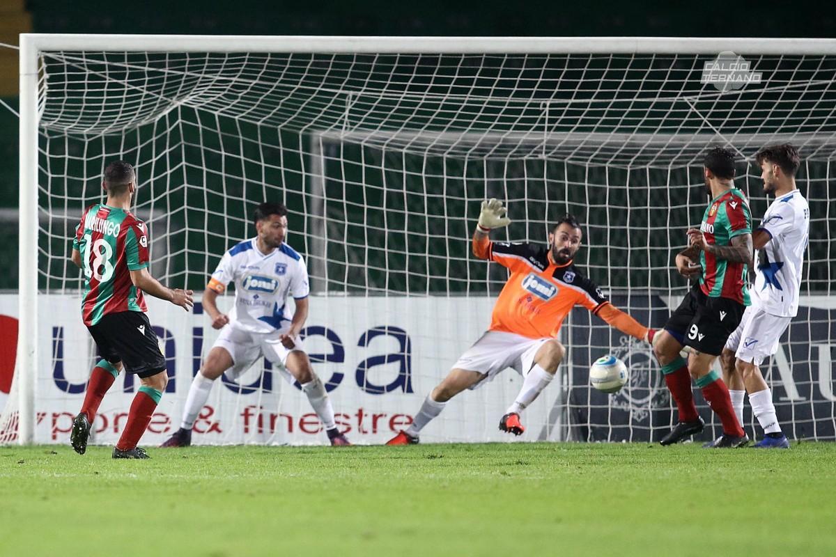 Ternana, le emozioni del gol di Guido Marilungo