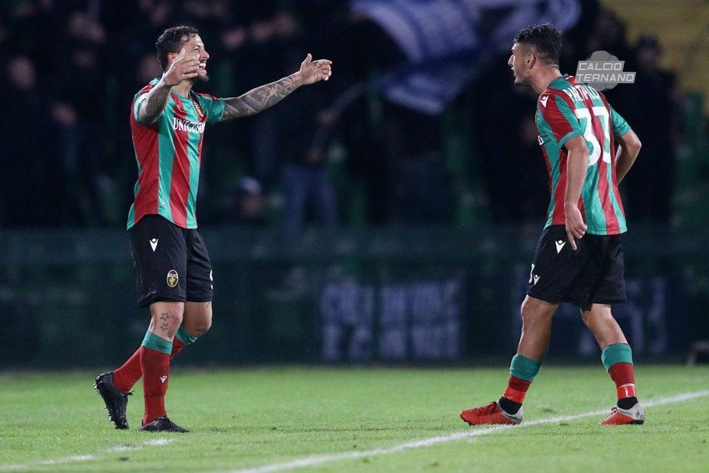 Ternana, Alexis Ferrante in lizza per il miglior gol di giornata